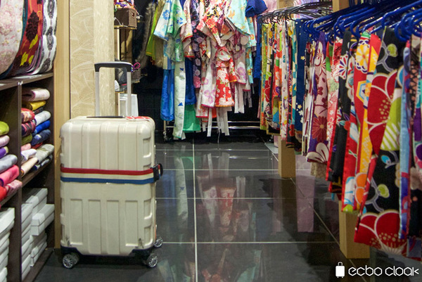 The Luggage Storage Service, ecbo cloak, Has Begun Services in ...